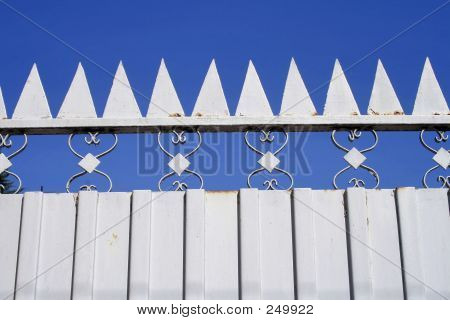 Pointed Fencing