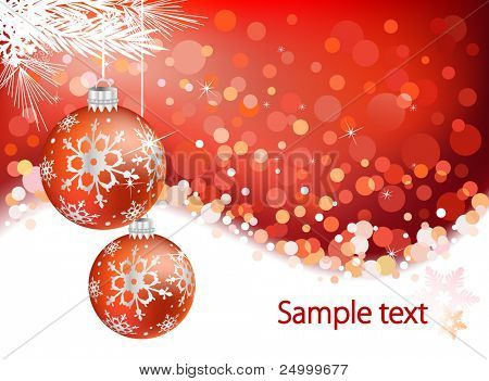 Vector background defocused light and , no size limit. proportion of A4 format horizontal
