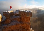 picture of grand canyon  - Grand Canyon National Park in Arizona USA - JPG