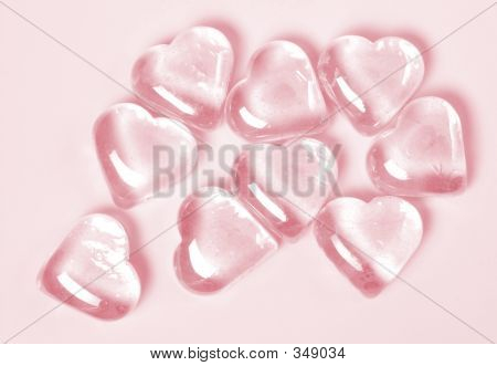 Heart Ice Pink