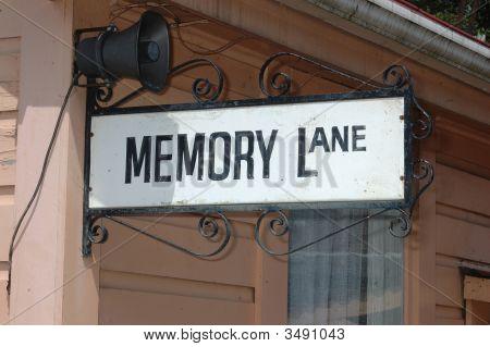 Signo de memoria Lane
