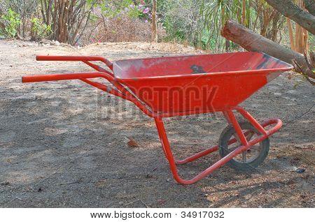 Construction Pushcart