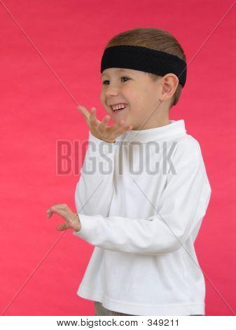 Punching Boy 2