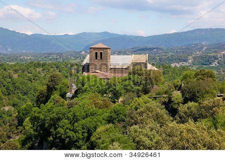 Sant Pau de Casserres in Catalonia