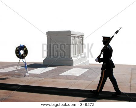 Changing Of The Guard, Arlington National Cemetery