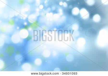 Antecedentes azul y blanco
