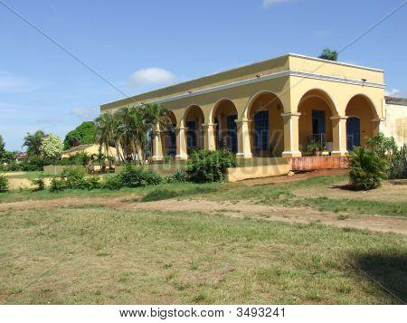 Colonial House In Manaca Iznaga