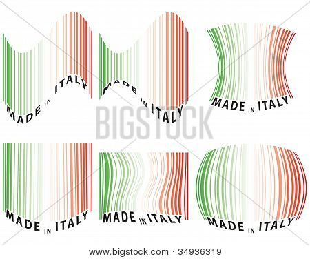 Barcode Italy