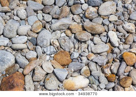 An image of a nice pebbles background