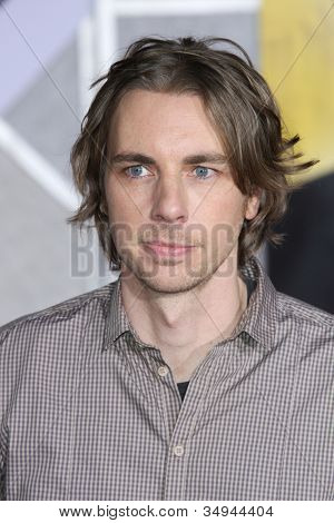 HOLLYWOOD, CA - JAN 27: Dax Shepard attends the When In Rome premiere on January 27th 2010 at the El Capitan Theatre in Hollywood, California.
