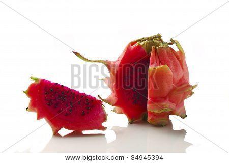 Fruta do dragão vermelho / Pitaya