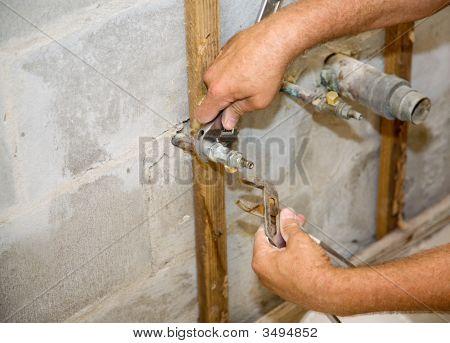 Plumbing With Copyspace