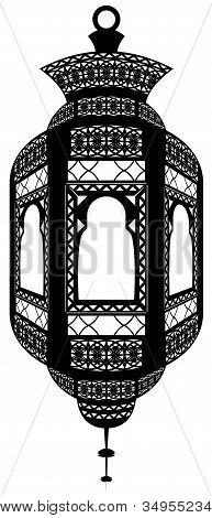 Ramadan Fanoos Isolated