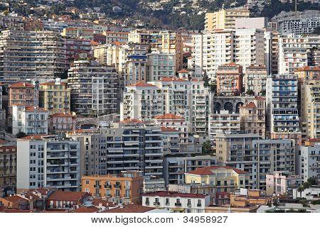 Monaco Skycrapers