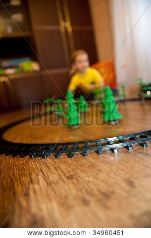 Artificial Railroad