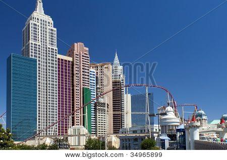 New York-new York Hotel Casino Las Vegas