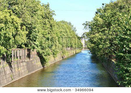 Bypass Channel - It's A Channel In Kronstadt