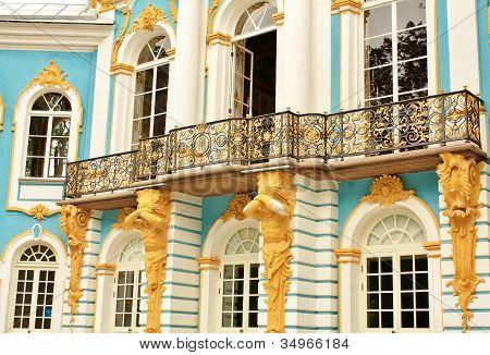 Balcony Of The Pavilion