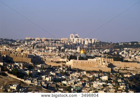 Jerusalem Old City Temple Mount