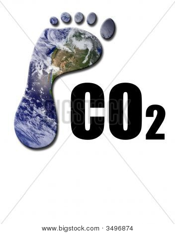 Footprint Earth Co2