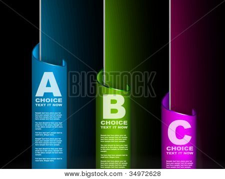 Paper style Ranking tags to classification or product rating. Shadows are transparent. Easy cut and paste on every surface.