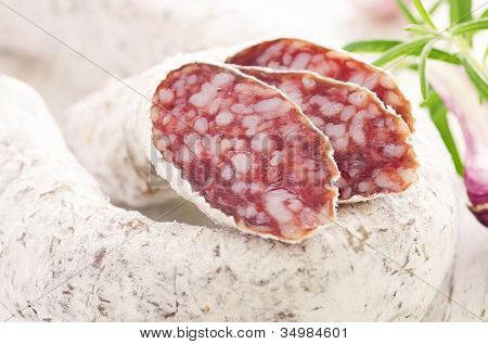 air dried salami