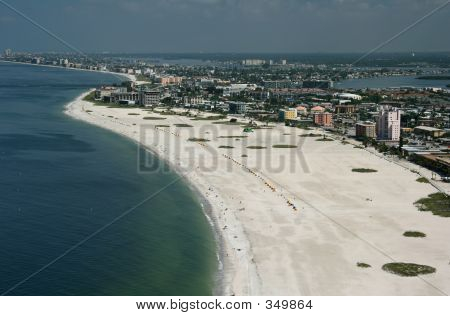 St. Petersburg Beach In Florida