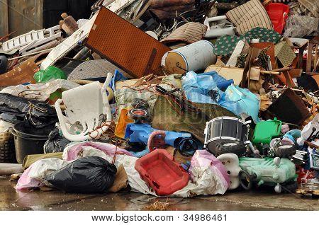 Despejo de lixo