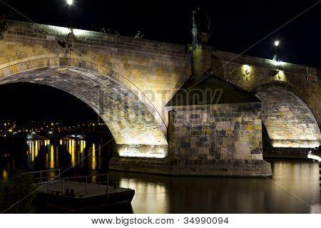 A ponte de Carlos