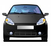 picture of midget  - A Vector illustration of car - JPG