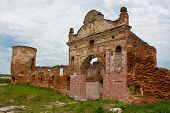 pic of carthusian  - Ruins of the gate in Carthusian monasteries - JPG