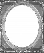 Antique Pewter Frame