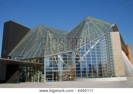 Modern Concert Hall