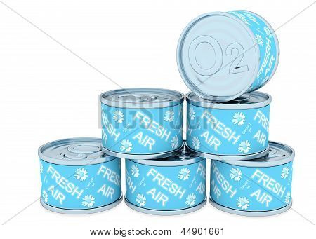 Canned Oxygen, Fresh Air