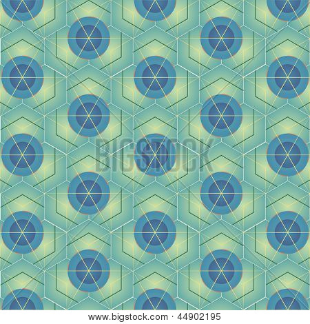 shapes seamless pattern