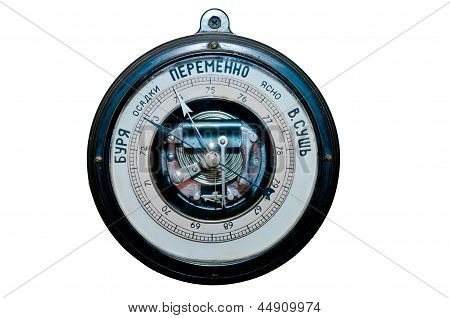 black barometer