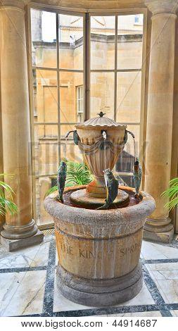 Spa Waters of Bath