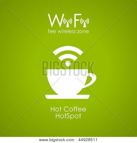 Internet cafe poster design