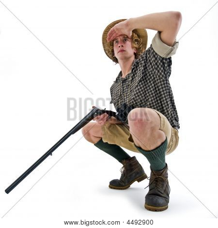 Searching Hunter