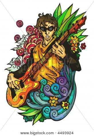 Natural Bass Player