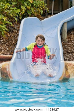 Coming Down The Slide