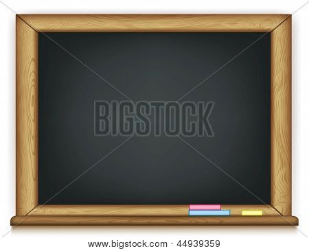 school board. Rasterized illustration. Vector version in my portfolio