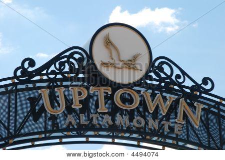 Uptown Altamonte Springs Florida