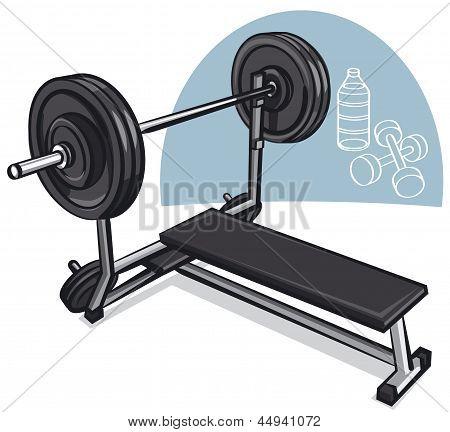Weight Training Simulator