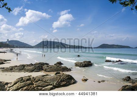 Ilha de Phuket Patong Beach Tailândia