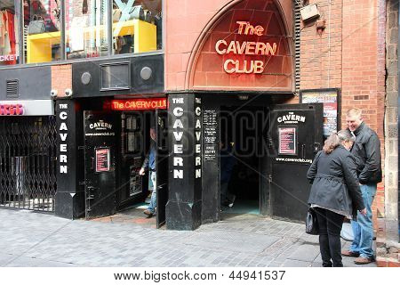 Liverpool - The Cavern Club