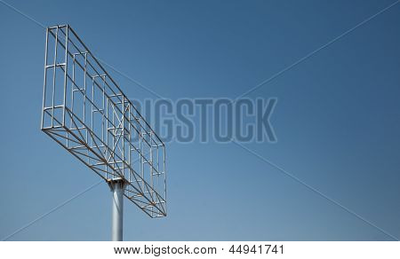 Billboard or unipole