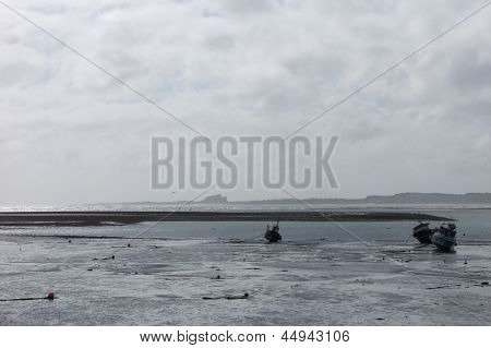Lindisfarne Harbor