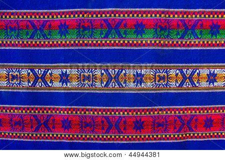 Bolivian pattern