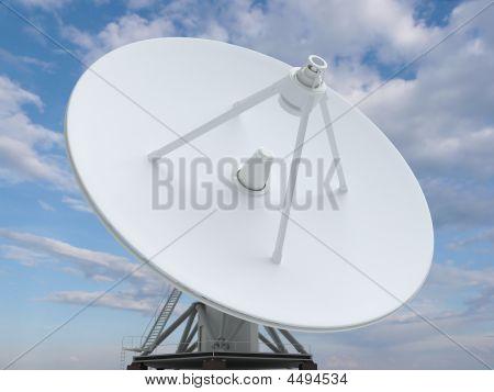 Radar White